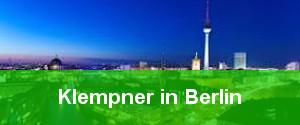 Klempner Notdienste in Berlin