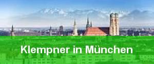 Klempner Notdienste in München