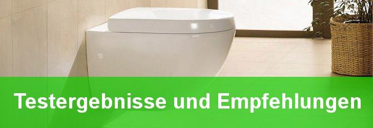 Die besten Toilettenbecken hängend