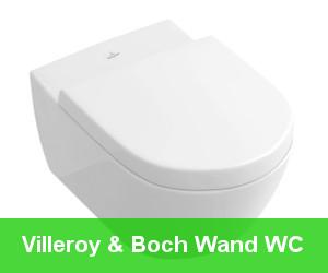 Villeroy und Boch Wand WC Testresultate - WC ohne Spülrand